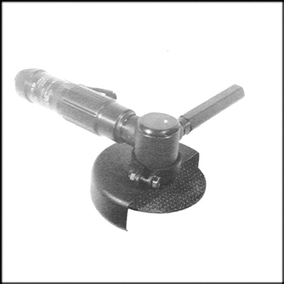 CLECO GRINDER, RIGHT ANGLE