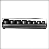 Impact Socket SET W/TRAY 3/8""
