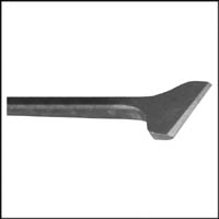Scaler Chisel 2 inch width 8 inches length NON SPARKING