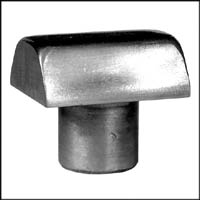 528_D10 Planishing Hammer Lower Die
