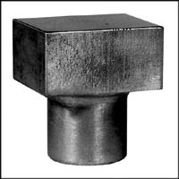 528_D25 Planishing Hammer Lower Die