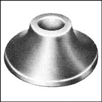 PAD 7 inch ROUND DIRT TAMPER
