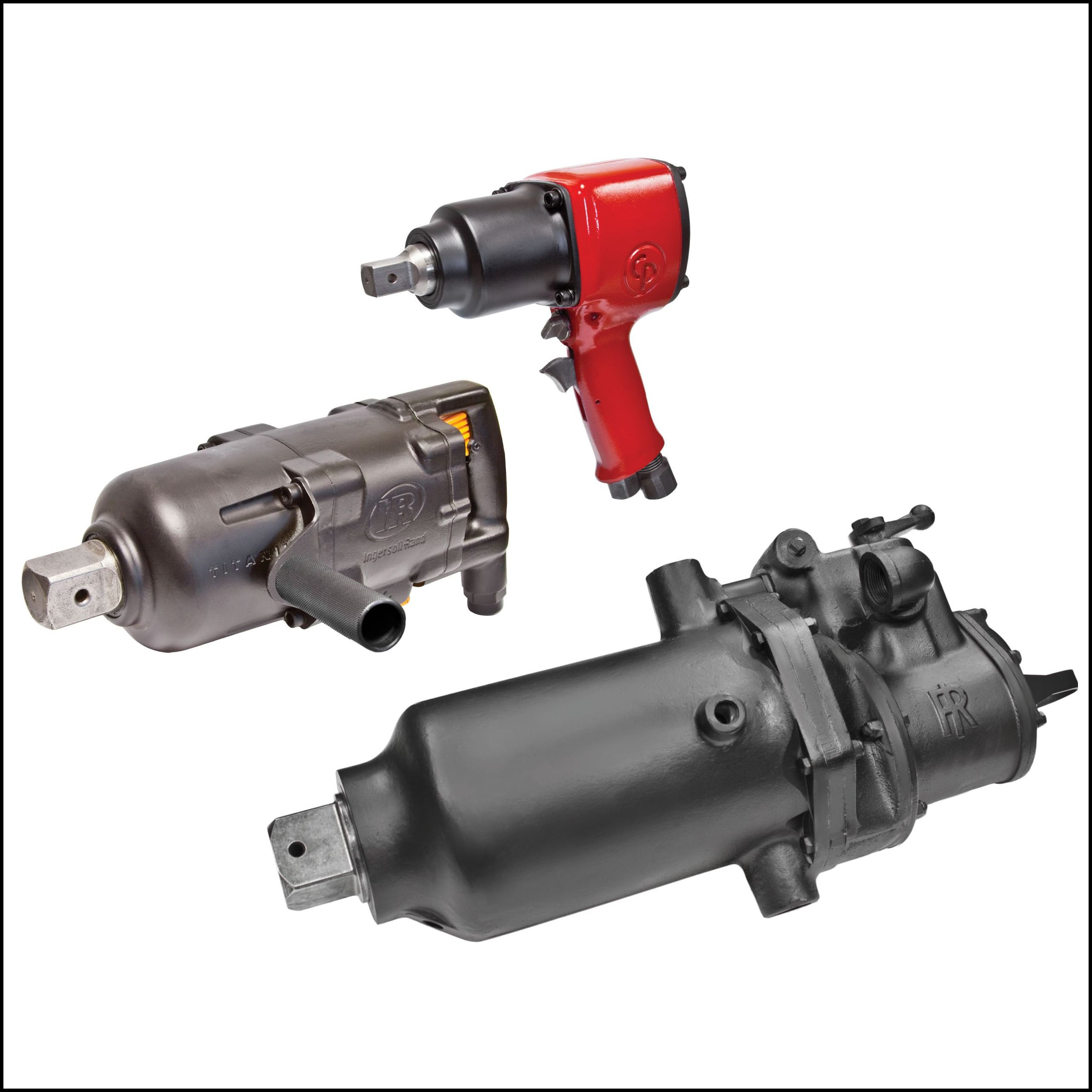 Impact Wrench Parts