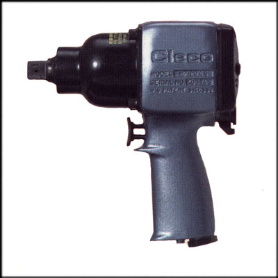 "CLECO WP-2059 _REBUILT IMPACT, 3/4"" PISTOL TH-HOLE"