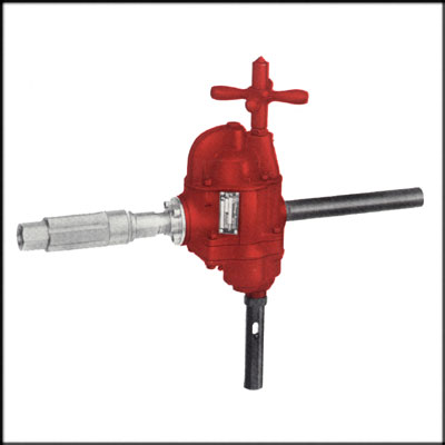 Chicago Pneumatic CP-0315-SUFAL REBUILT NON-REVERSIBLE DRILL