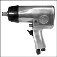 "Chicago Pneumatic CP-772 _REBUILT 3/4"" PISTOL IMPACT Wrench"