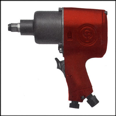 "Chicago Pneumatic CP-9541RS REBUILT 1/2"" PISTOL IMPACT"