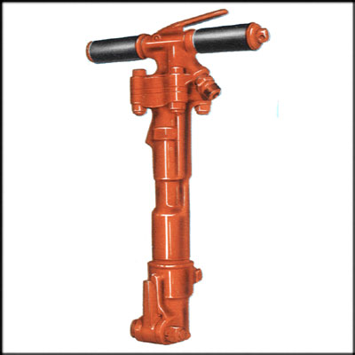 Chicago Pneumatic CP-0111-THLA REBUILT PAVEMENT BREAKER