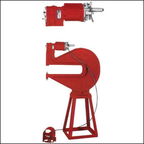 "Chicago Pneumatic 24"" Reach COMPRESSION RIVETER"