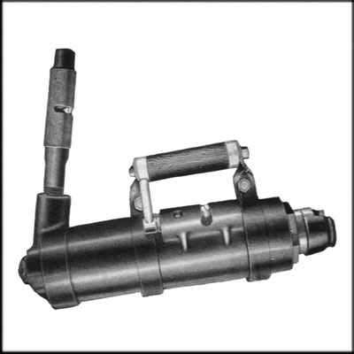 Chicago Pneumatic CP CP-80 REBUILT HOLD-ON, HAMMER