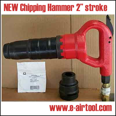 NEW Pneumatic Chipping Hammer 2 in. stroke.