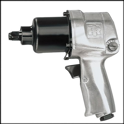 "Ingersoll Rand 1/2"" Square Drive Impact Wrench Rebuilt"