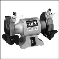 JET Electric Industrial Bench Grinder #JBG-8A