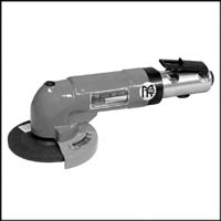 "Michigan Pneumatic MP-1FB REBUILT 4"" ANGLE GRINDER"