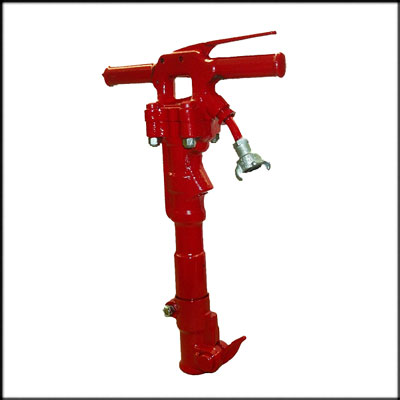 Thor 17 REBUILT PAVEMENT BREAKER, 30 LB