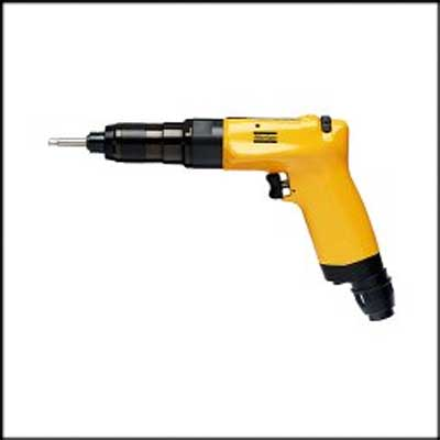 "Atlas Copco TWIST HR-23 REBUILT PISTOL SCREWDRIVER, 1/4"" HEX"
