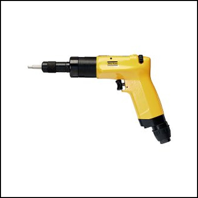 "Atlas Copco TWIST HR08 REBUILT PISTOL SCREWDRIVER, 1/4"" HEX"