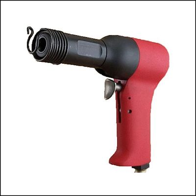 Chicago Pneumatic 2X CP-4444-RURAB REBUILT RIVETER, .401 SHANK