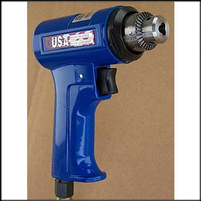 18,000 rpm 1/4 inch drive high speed drill