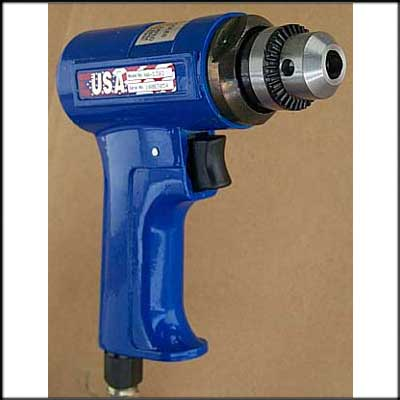 18,000 rpm 3/8 inch drive high speed drill