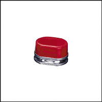 "Super-Soft Plastic Palm HAMMER TIP - 1 1/2"" diameter"